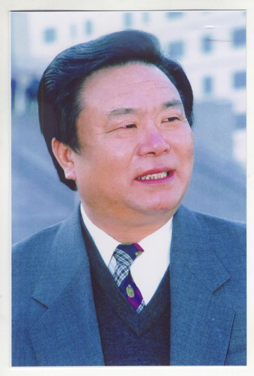沈文荣 江苏沙钢集团有限责任公司 董事长 总裁 党委书记